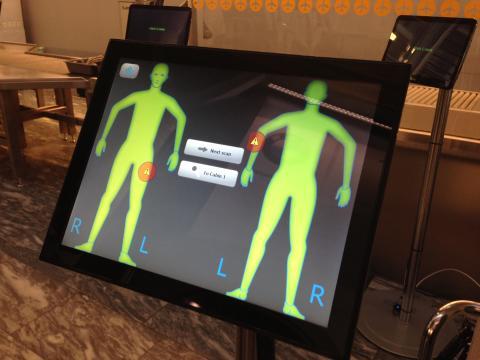 Fremtidens sikkerhetskontroll ved Avinors lufthavner