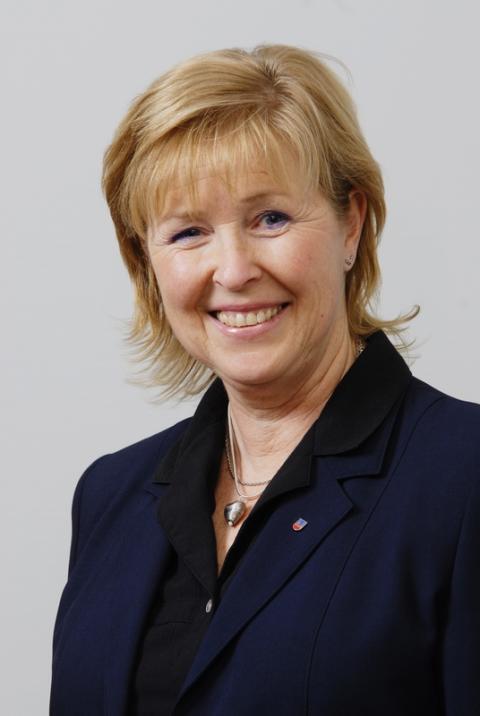 Monica Pettersson leder kommunstyrelsen