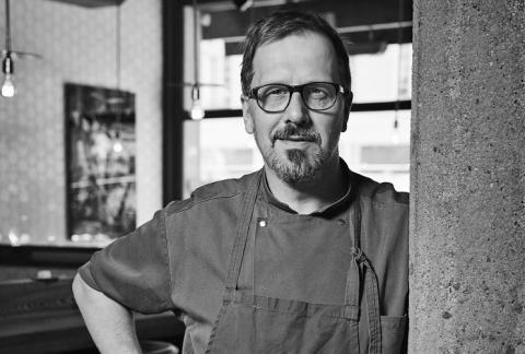 Karin Franssons Mentorpris 2018 tilldelas Stefan Ekengren