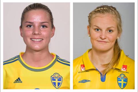Två EM-guldmedaljörer klara för Hammarby