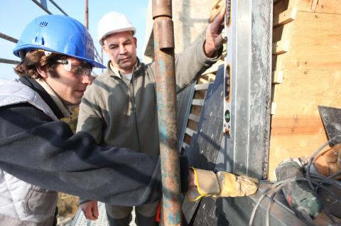 New campaign launched to boost construction apprenticeships