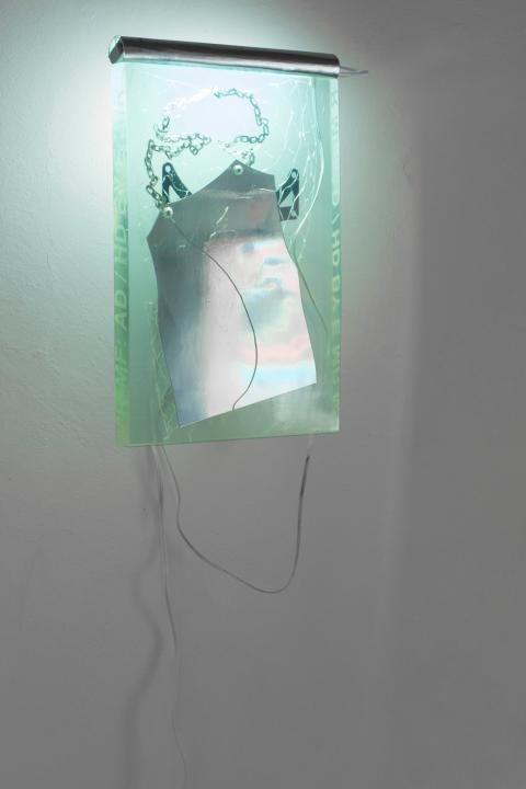 """""""MR MF: AD / HD & BY E (21.5 inch) """" av Carl Palm"""