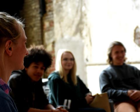 #nofear: Projekt der Ruhrtriennale fragt nach den Ängsten junger Menschen