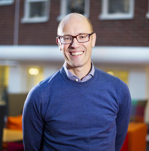 Stefan Sandberg, vd på Uppsalahem