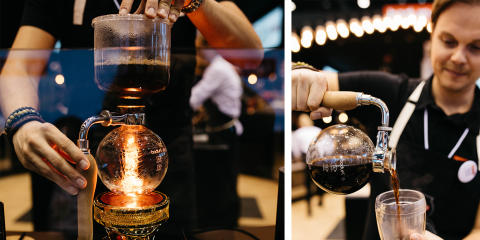 Historic launch from BODUM:  Updated version of 1956 MOCCA