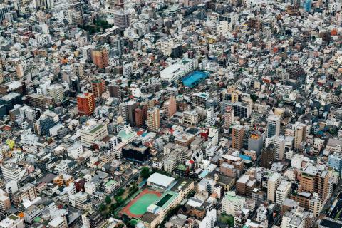 Tokyo Skytree, Sumida-ku, Japan