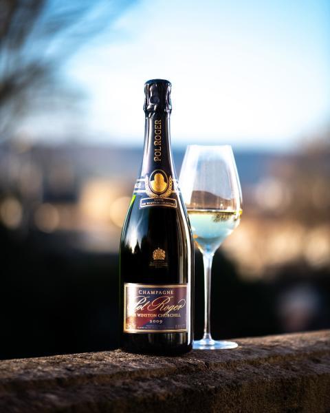 Pol Roger lanserar årgång 2009 av Cuvée Sir Winston Churchill