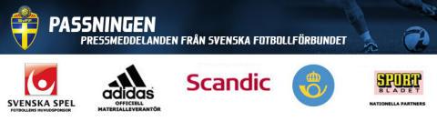 Presskonferens i Jönköping med Svenska Fotbollförbundet den 24 juni 2013