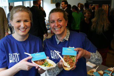 Sjømatnæringen med på felles kostholdsløft
