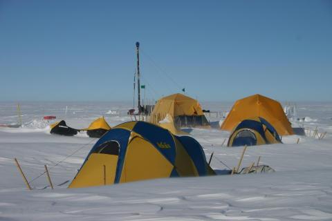 Feltarbeid Grønland