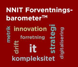 NNIT Forventningsbarometer: Fra kostcenter til spydspids - værdien af it