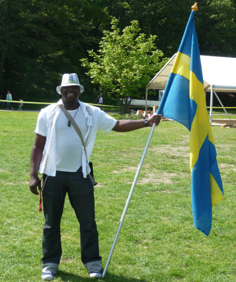 Medborgarskapsceremonin –  en välkomstfest för årets nya göteborgare