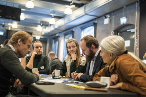 Smarte byer: Workshop i Trondheim