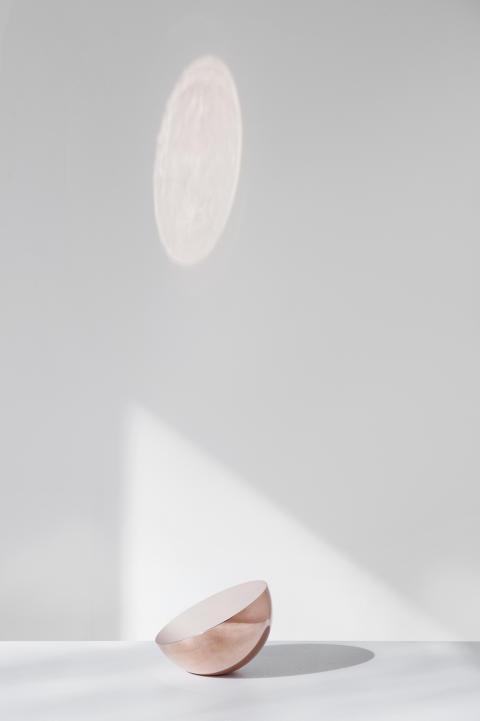 Aura - speilserie designet av Bjørn van den Berg, for den danske produsenten New Works.