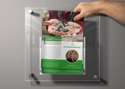 Immoji-Kompakt Display