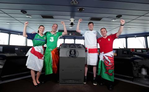 Sail on to Euro glory boys!!!