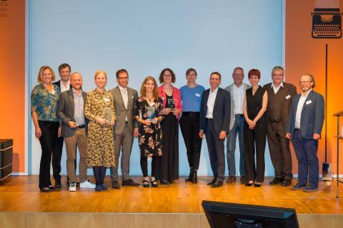 Die Preisträger 2019 und alle Mitwirkenden
