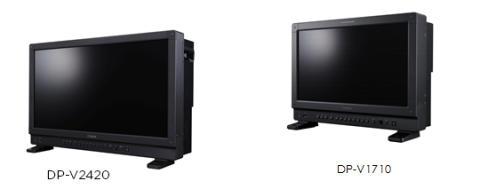 Canon supplerer sin profesjonelle serie referanseskjermer med 4K-oppløsning, med en høy-luminans 24-tommers modell og en 17-tommers insdustriledende modell