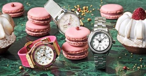 Visning av Bukowskis-auktionen Fashion & Timepieces på NK