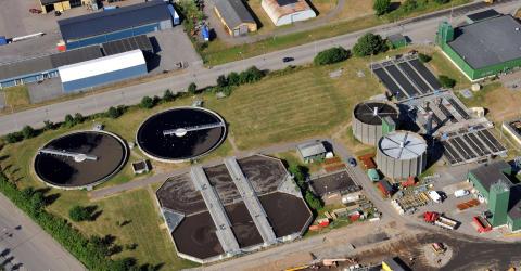Snabbt agerande från NSVA vid oljeutsläpp räddade Lundåkraverket från utslagning