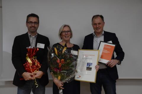 Svenska Livräddningssällskapet erhåller utmärkelsen årets  redovisning i den ideella sektorn