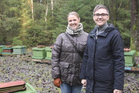 Pressmeddelande: Therese Hammargren och Charlotta Carlén tilldelas årets miljövårdspris