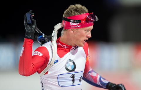 Tarjei Bø og Synnøve Solemdal går IBU Cup i Slovakia