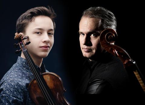 Brahms dubbelkonsert i Linköping, Stockholm och Norrköping