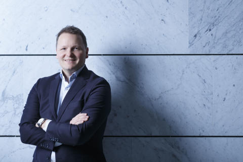 Mikael Karlsson, vd Almi Invest