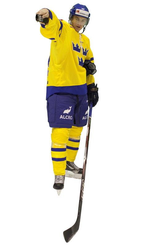 LG Hockey Games - Daniel Brodin