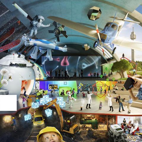 Tekniska museet – alla små geniers favoritställe