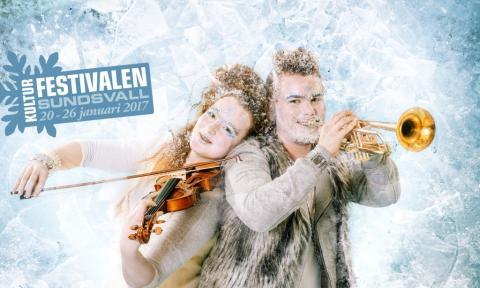 Kulturfestivalen Sundsvall 2017 invigs på fredag.