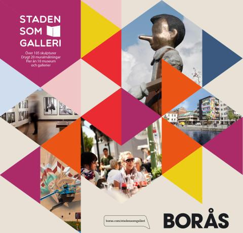 Borås – staden som galleri