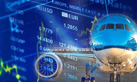 Air France-KLM er kåret til verdens mest bæredygtige flyselskab