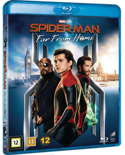 SPIDER-MAN: FAR FROM HOME, Blu-ray