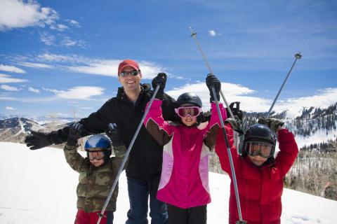 Elsäkerhet på skidresan