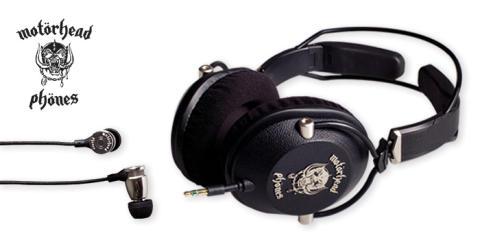 EET Europarts er ny paneuropæisk distributør af Motörheadphönes: Headphones made for Rockers by Rockers