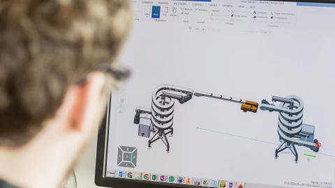 Engineering with FlexLink Design Tool
