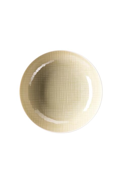 R_Mesh_Cream_Plate_deep_21_cm