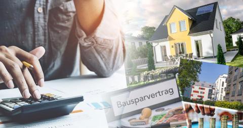 Eigenheim und Wertpapiere sind das neue Sparbuch – Vermögensaufbau im Zinstief