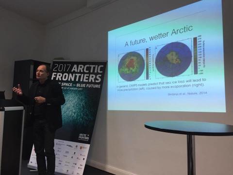 Arctic Frontiers Seminar in Bremen