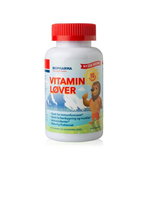 Biopharma Vitaminløver