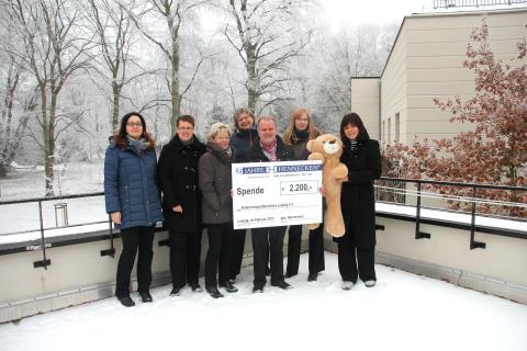 Hennecken & Ernst Consulting Leipzig GmbH unterstützt Kinderhospiz