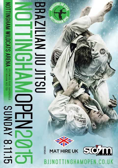 The BJJ Nottingham Open
