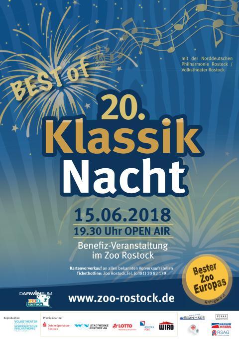 Best of – Das Beste aus 20 Jahren Klassik-Nacht