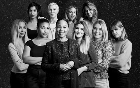 Alice Bah Kuhnke i premiäravsnittet av WomanUp-podden - med mål att stärka kvinnor.