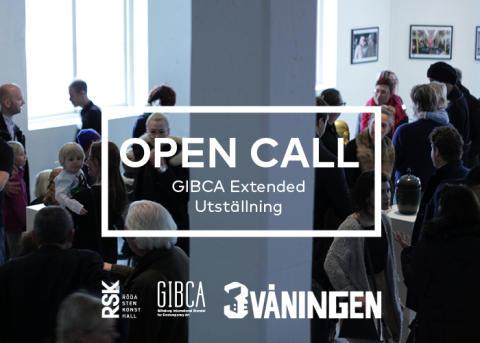 GIBCA Extended Open Call