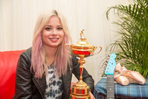 The 2014 Ryder Cup Gala Concert launches with arts and music extravaganza