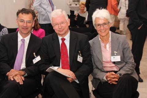 """""""Wir brauchen einen eigenen Beruf"""" / 20 Jahre Verband der Osteopathen Deutschland"""