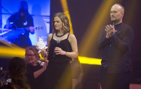 Prisutdelning Filmfestivalen 2017
